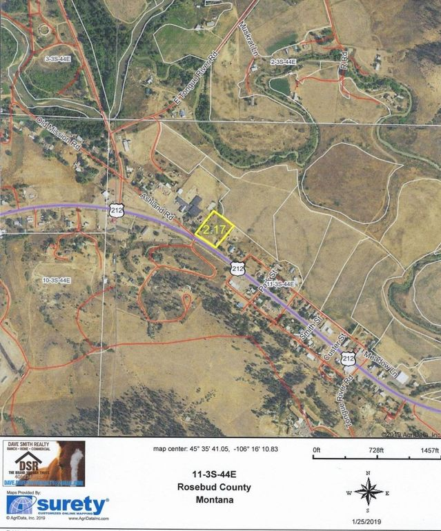 Ashland Montana Map.706 Main St Ashland Mt 59004 Realtor Com