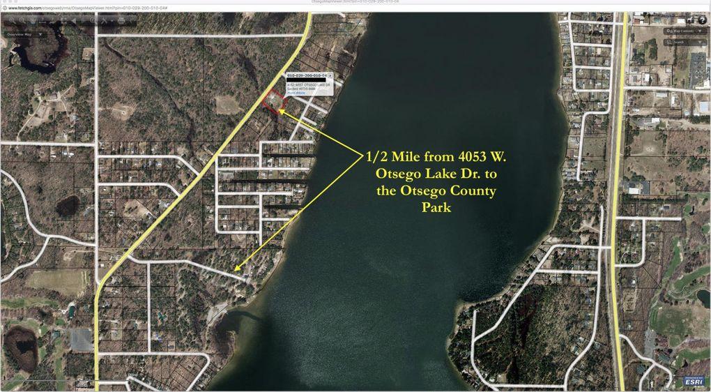 4053 W Otsego Lake Dr, Gaylord, MI 49735