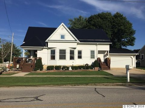 Homes For Sale In Earlville Iowa