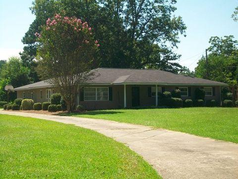 121 Old Buena Vista Rd Ellaville GA 31806