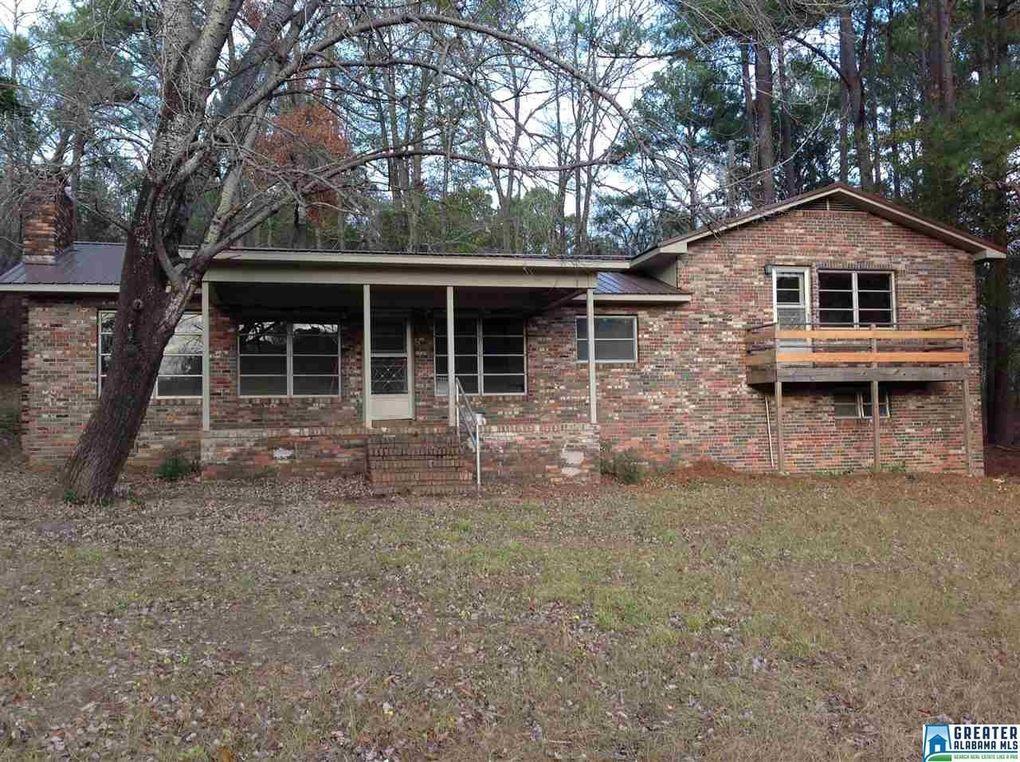 Talladega Alabama Property Tax Records