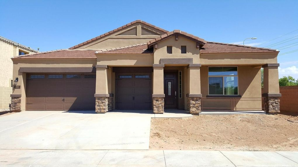 282 E Bartlett Way, Chandler, AZ 85249