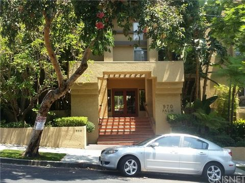 970 Palm Ave Apt 106, West Hollywood, CA 90069