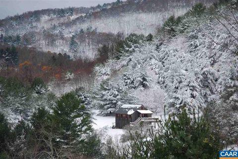 Photo of 1628 Zinks Mill School Rd, Montebello, VA 24464