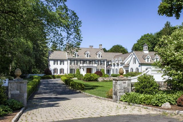 38 Parsonage Rd Greenwich Ct 06830 Home For Sale