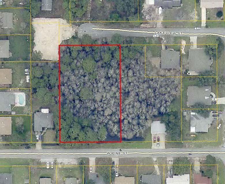 Mary Ester Florida Map.1 06 Acre Lakeview St Mary Esther Fl 32569 Land For Sale And