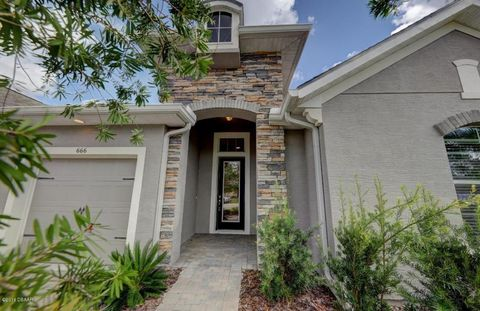666 Elk River Dr, Ormond Beach, FL 32174