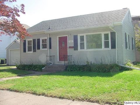 quincy il single story homes for sale