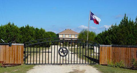 147 Private Road 1400 W, Morgan, TX 76671