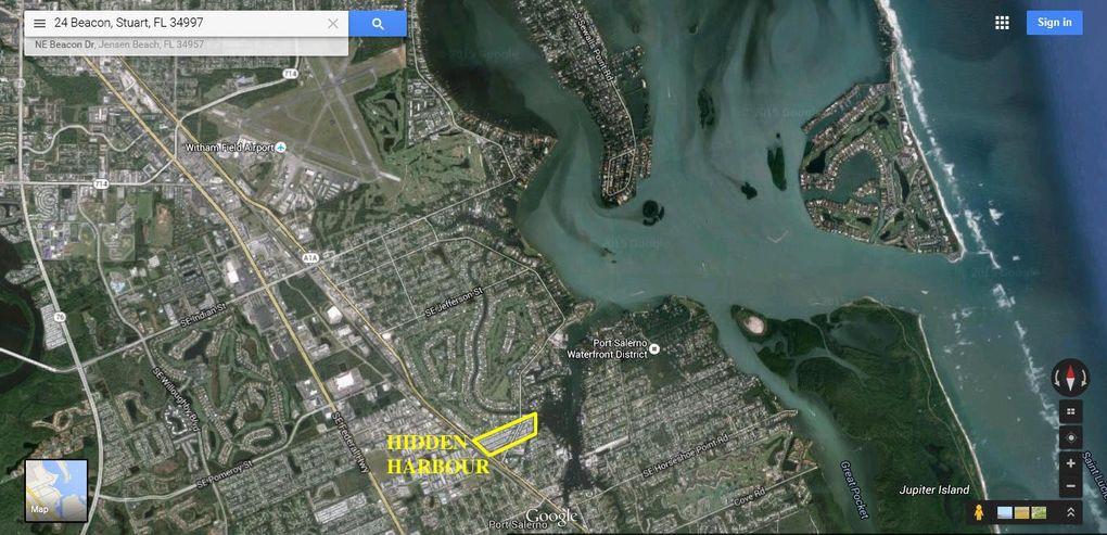 Stuart Florida Map.4300 Se Saint Lucie Blvd Lot 75 Stuart Fl 34997 Realtor Com