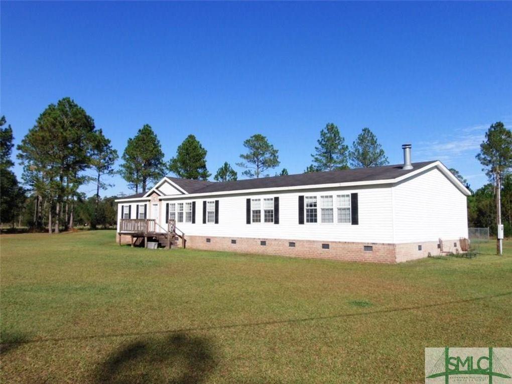 367 Jb Woodard Rd, Hinesville, GA 31313