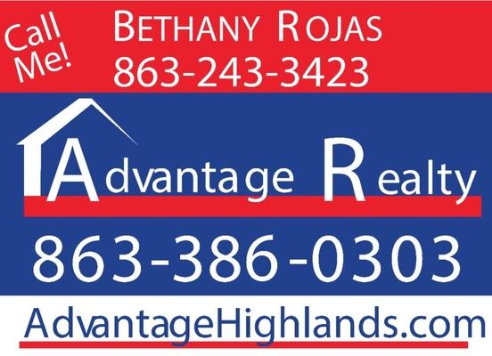 Bethany Rojas Becky Real Estate Consultant O Sebring FL