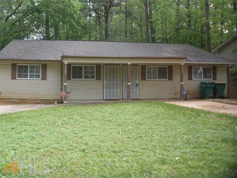 4366 Springwood Ter Unit 13, Forest Park, GA 30297