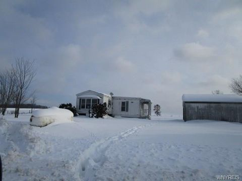 9314 Flucker Hill Rd, Villenova, NY 14062