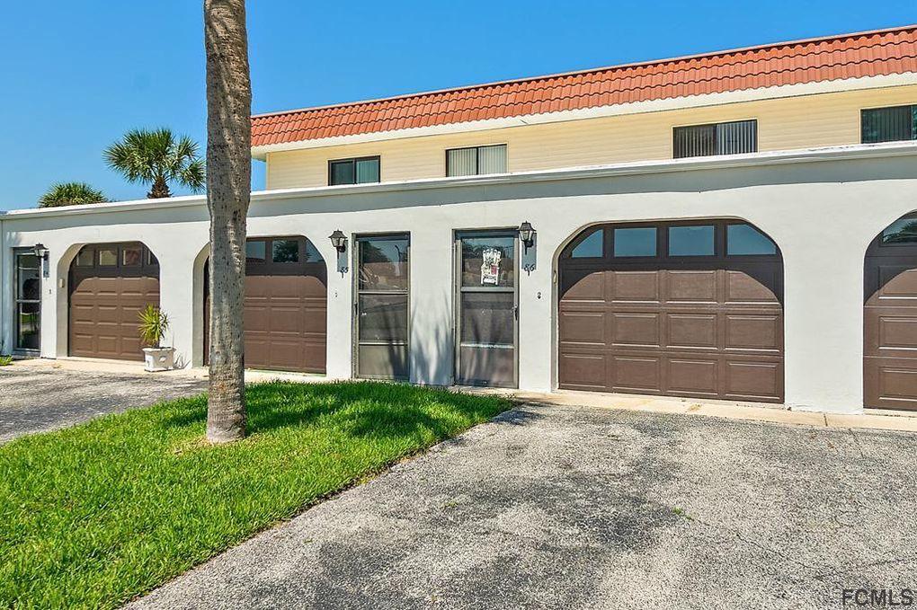 86 Ocean Palm Villas S Unit 86 Flagler Beach, FL 32136