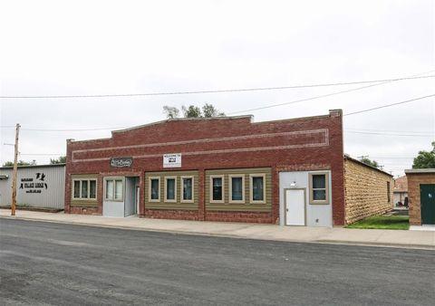 120 S Market St, Glen Elder, KS 67446