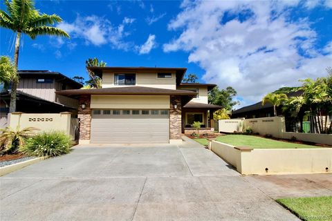 Mililani Mauka Launani Valley Mililani Hi Real Estate Homes