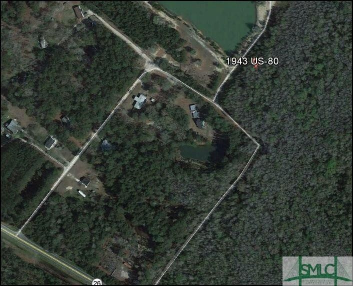 Us Highway Bloomingdale GA Land For Sale And - Us highway 80 map