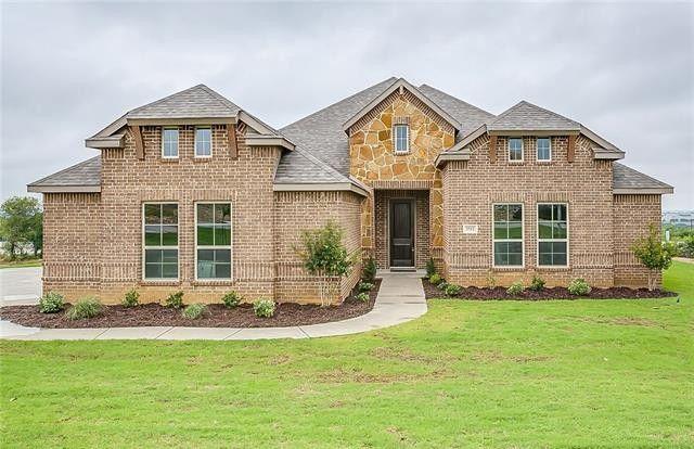 John Houston Homes Crowley Tx