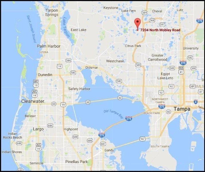 Odessa Florida Map 7204 North Mobley Rd # 11, Odessa, FL 33556   realtor.com®