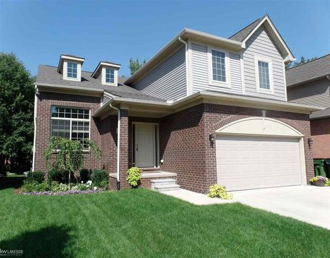 Shelby Township Mi Real Estate Shelby Township Homes
