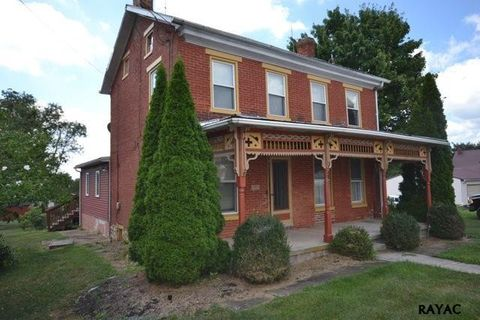 140 Old Route 30, Mcknightstown, PA 17343