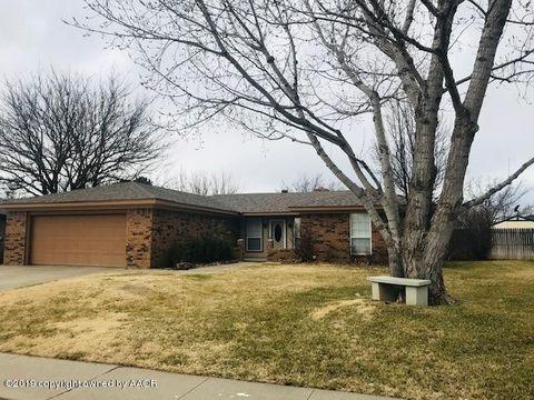 6602 Drexel Rd, Amarillo, TX 79109