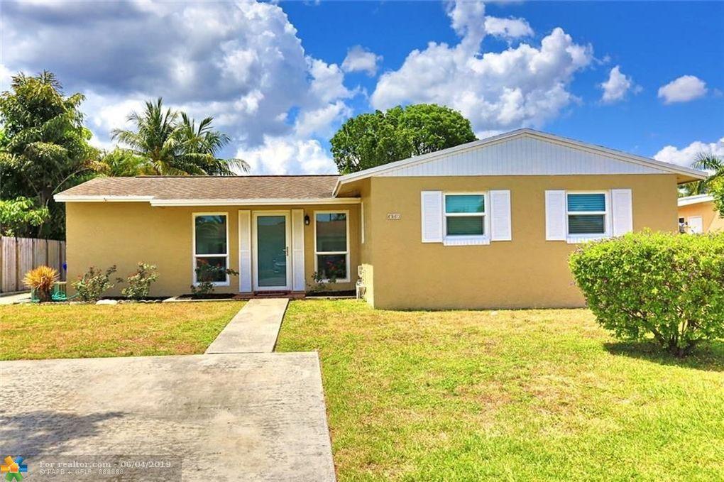 6960 SW 1st St Margate, FL 33068