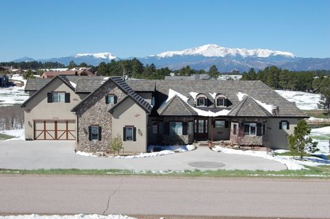 Photo of 16542 Timber Meadow Dr, Colorado Springs, CO 80908