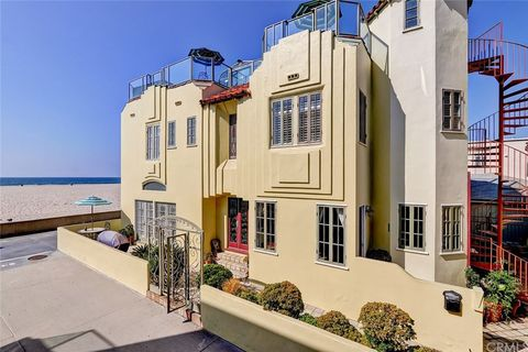 Photo Of 30 The Strand Hermosa Beach Ca 90254 Townhome For Rent