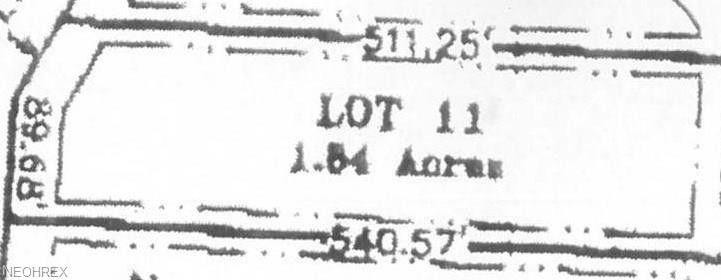 Millwood Ln Lot 11 Milan, OH 44846