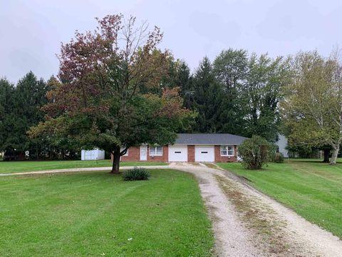307-309 E Lafayette St, Pine Village, IN 47975