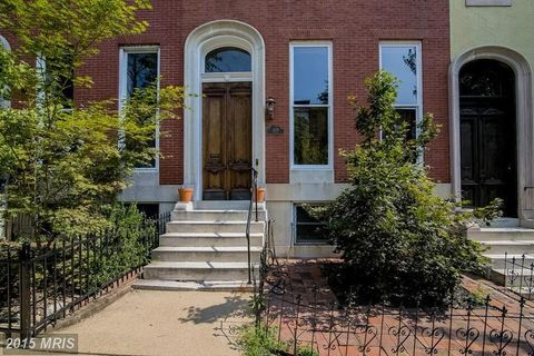 1609 Bolton St, Baltimore, MD 21217