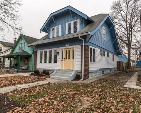 326 N Riley Ave, Indianapolis, IN 46201