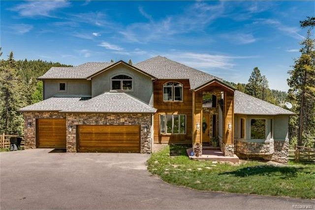12425 wild trout trl conifer co 80433 home for sale