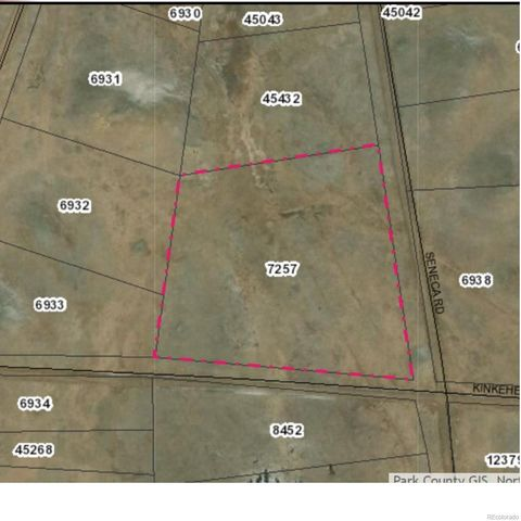 4663 Seneca Rd Hartsel Co 80449 Land For Sale And Real Estate