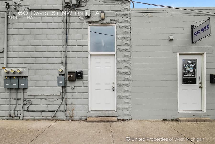 1160 Davis St Nw Unit A, Grand Rapids, MI 49504