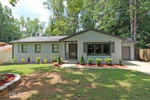 3041 Se Pine Manor Ct, Atlanta, GA 30316