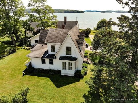 Photo of 6 Wharf, Penobscot, ME 04476