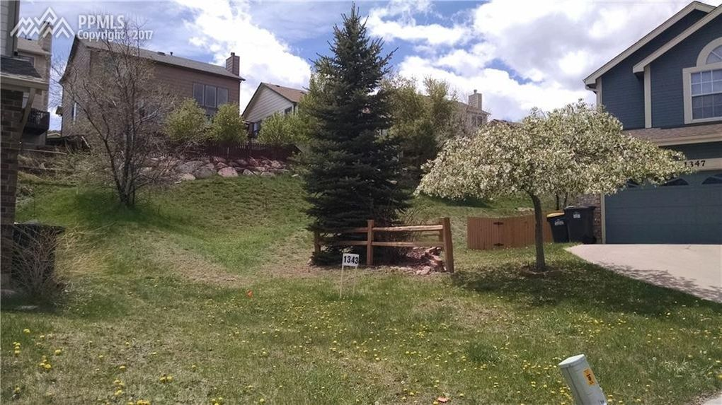 1343 hamstead ct colorado springs co 80907 land for