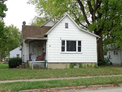 807 W Marietta St Decatur IL 62522