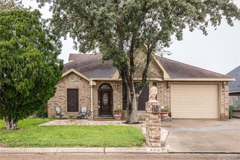 803 Meadow Wood Dr, Donna, TX 78537