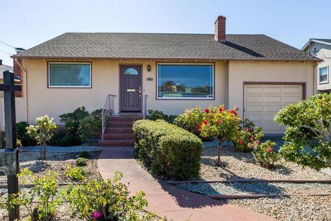 605 Sylvan Ave, San Mateo, CA 94403