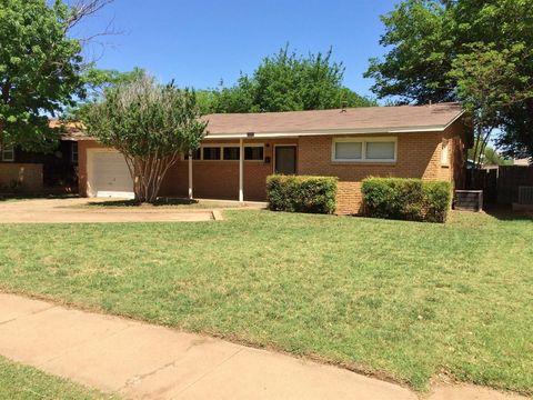 4104 31st St, Lubbock, TX 79410