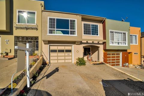 525 Castle St Daly City Ca 94014 House For