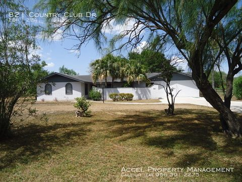 Photo of 821 Country Club Dr, Mission, TX 78572