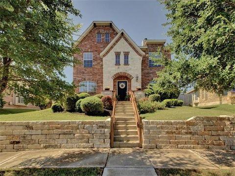 1011 Cedar Elm Ln, Georgetown, TX 78633