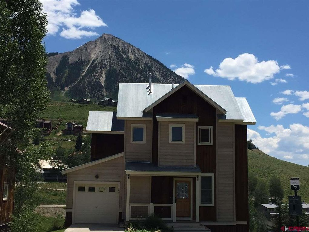 400 Horseshoe Dr, Mount Crested Butte, CO 81225