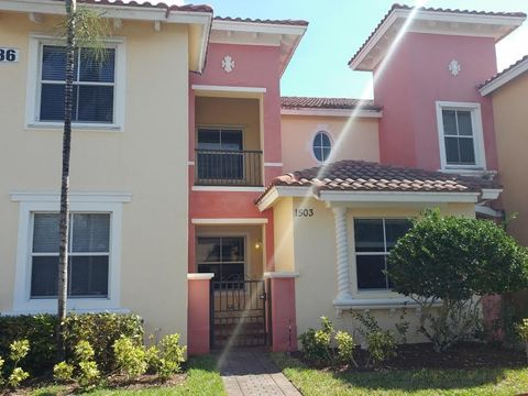 2936 Hidden Hills Rd Apt 1503, West Palm Beach, FL 33411