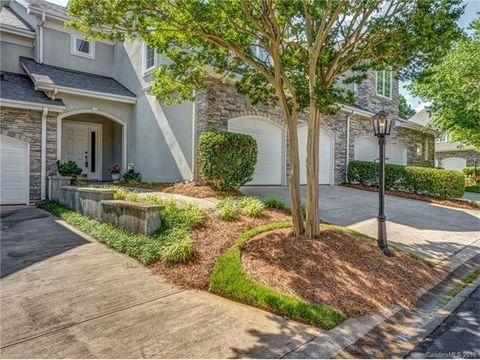 3 Bedroom Homes For Sale In Royal Crest At South Park Charlotte Nc